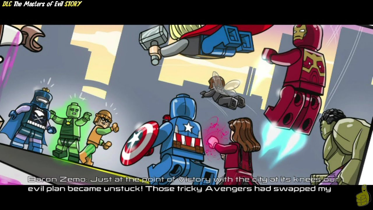 how to get task master on lego marvel