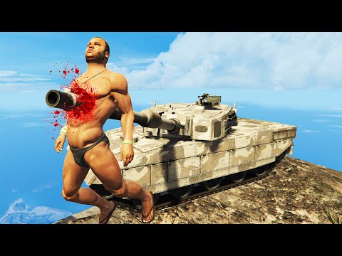 GTA 5 FAILS - #6 (GTA 5 Funny Moments...