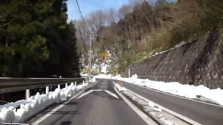 【自転車】神奈川県道64号(伊勢原津久井)狭隘区間