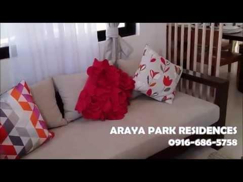 Araya Park Residences Santa Rosa Laguna - Redwood Model