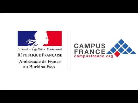 Réunion d'information Campus France à l'université Ouaga I (02/12/2017)
