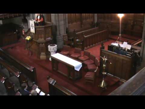 Saint Columba Gaelic Church; English Communion Service Sunday 5 March 2017