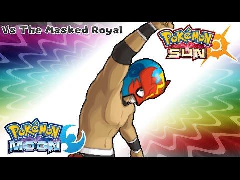 Pokemon Sun & Moon - The Royal Battle Music (HQ)