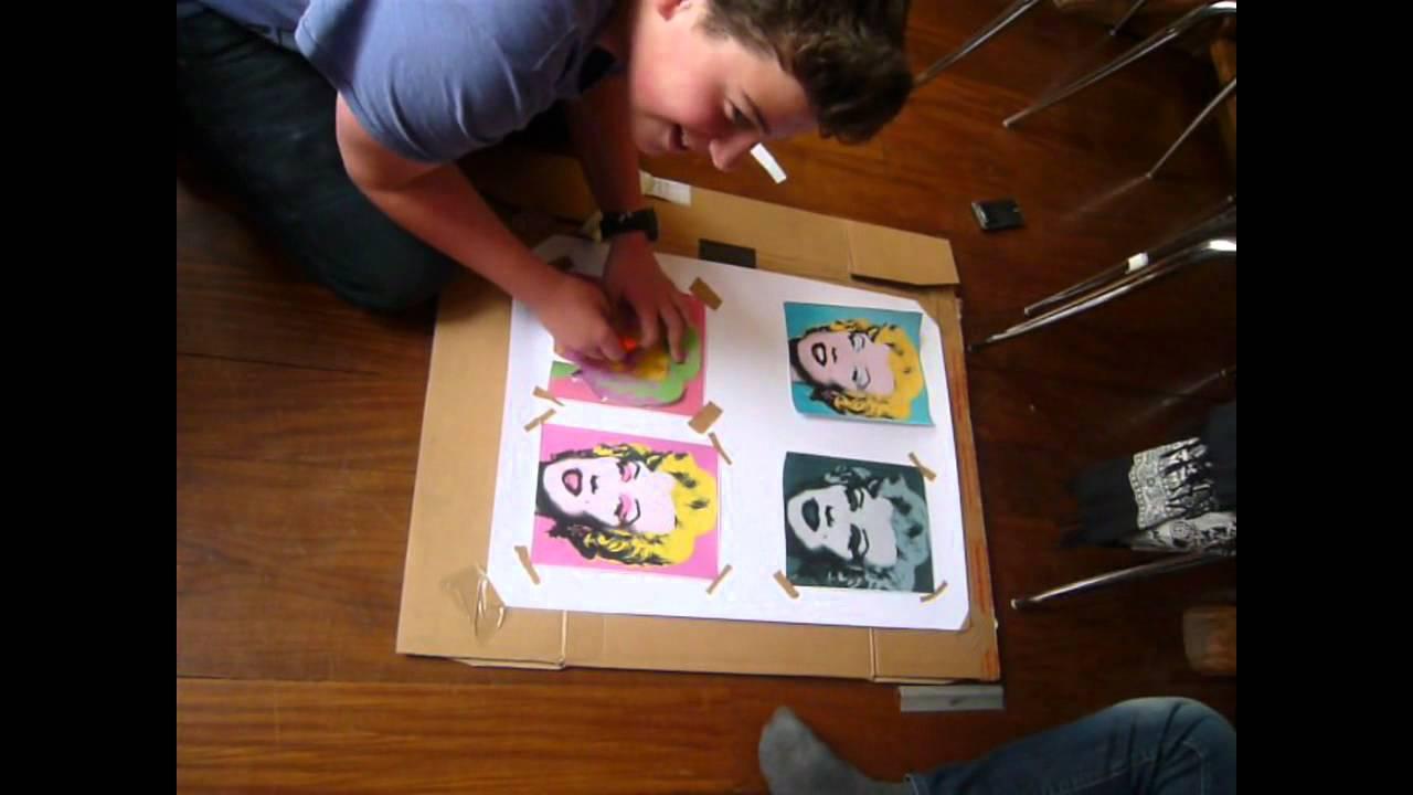 arts plastiques 3eme