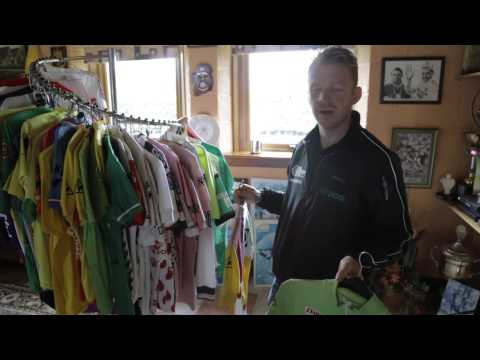 Sean Kelly - Trophy Room Tour