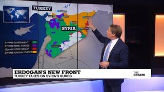 Baixar Erdogan's new front: Turkey takes on Syria's Kurds (part 1)