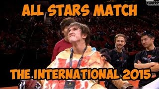 денди удивил epic dendi pudge in all star match ti5