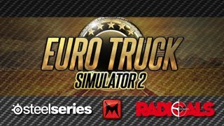 Euro Truck Simulator 2 - First Gameplay - London