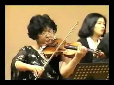 Trío Kuronuma Slawinska Olechowski. M.M.Ponce: Trío Romántico. I.Allegro energico