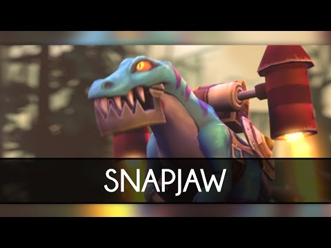Snapjaw The Courier