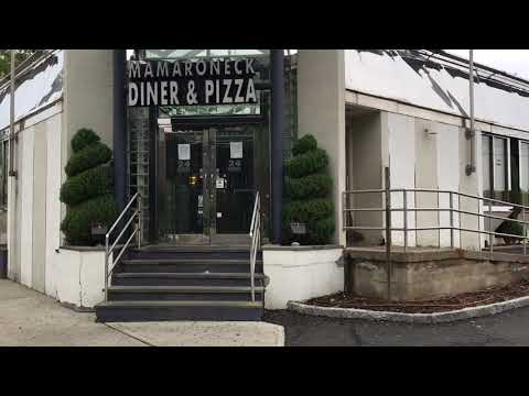 The Mamaroneck Diner remains closed Tuesday.