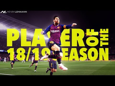 Lionel Messi - Season Review | 2018/2019