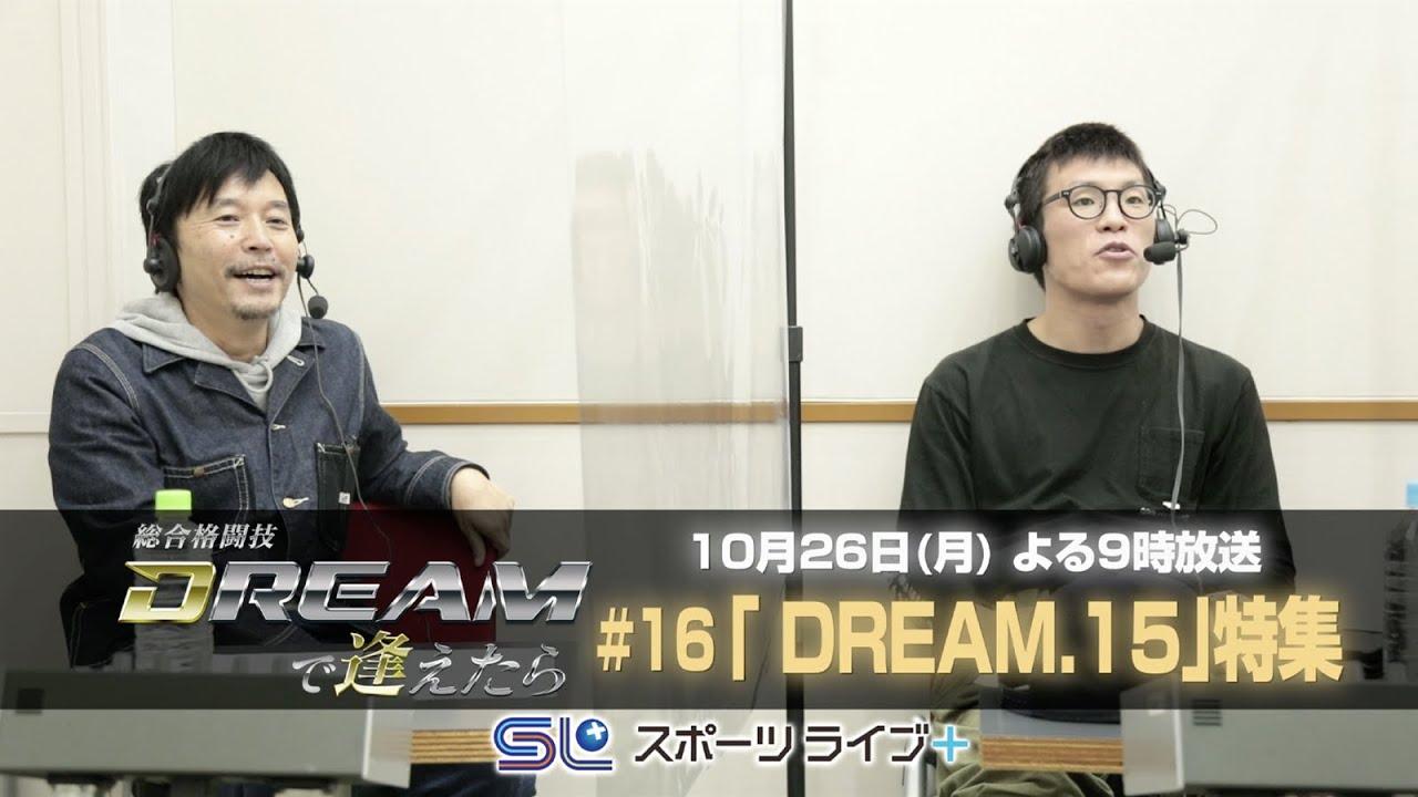 〜DREAM.15〜「総合格闘技 DREAMで逢えたら」by スカパー! | トレーラー