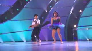 Jordan and Tadd Second Performance Top 12 So You think You Can Dance Season 8 July 13, 2011