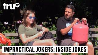 Impractical Jokers: Inside Jokes - Just Take the Tank | truTV