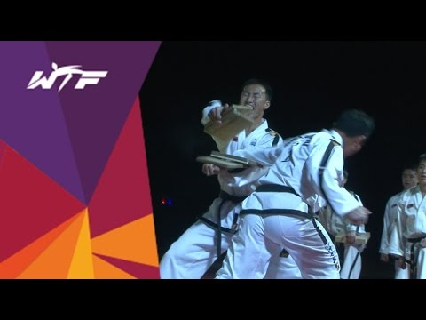 ITF TAEKWONDO DEMONSTRATION | May 12, 2015 / Chelyabinsk, Russia