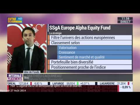 Analyse du fonds SSgA Europe Alpha Equity Fund par Mathieu Caquineau.