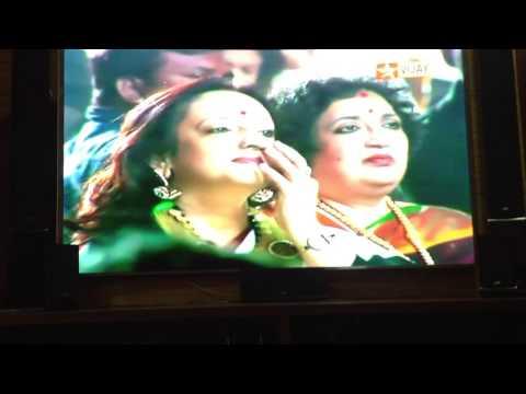 Anirudh ravichander performance at 8th annual vijay award