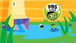 PBS Kids Channel ID - Water Slide (2017)