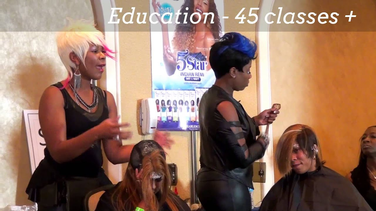 Extensions Expo Over 45 Classes Nj Youtube