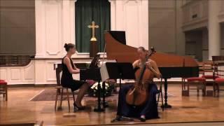 Porpora Cello Sonata in F Major