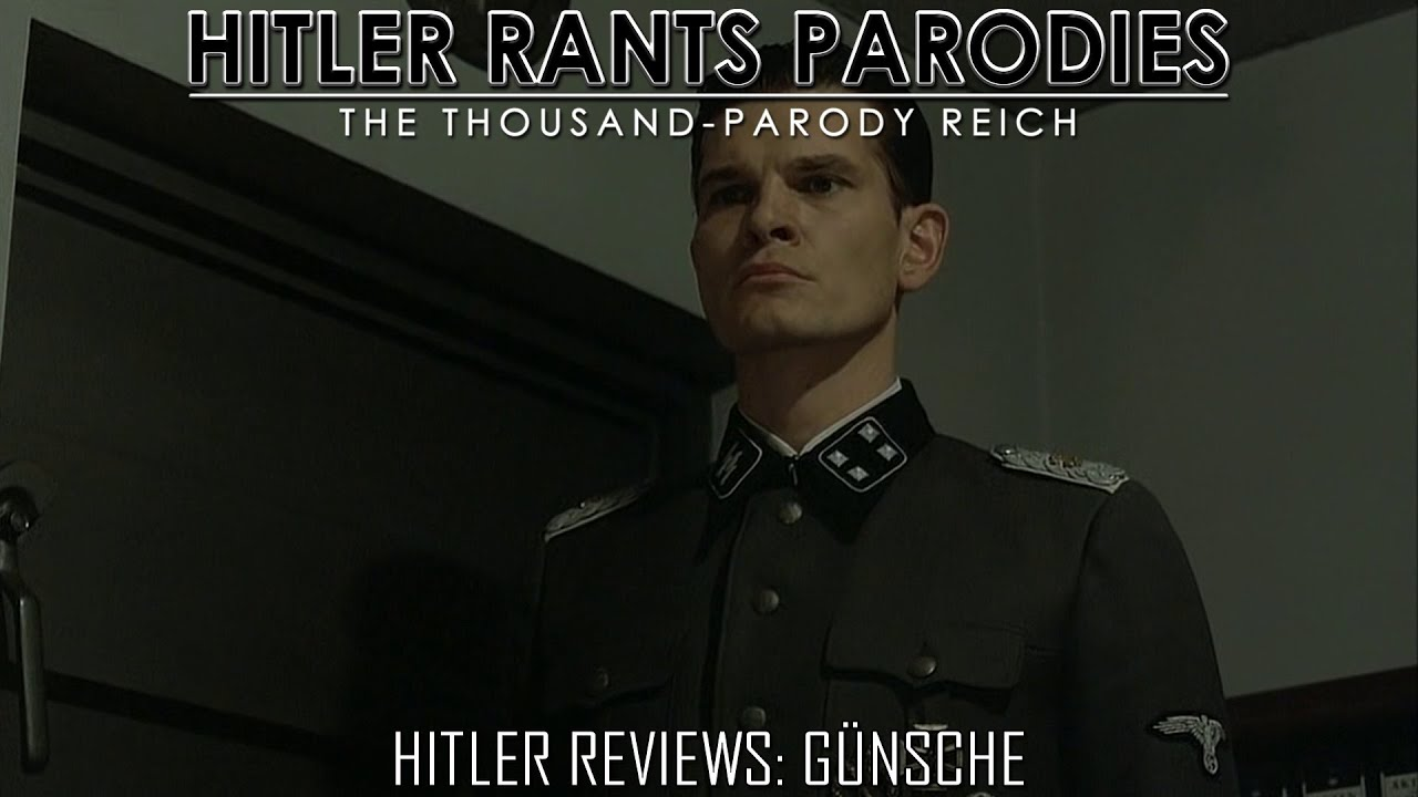Hitler Reviews: Günsche