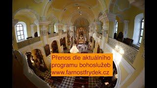 Preview of stream Bazilika Navštívení Panny Marie ve Frýdku