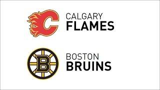 Recap: Flames 2, Bruins 1 • Nov 25, 2016