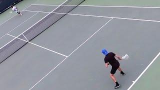 Lacrosse Meets Tennis