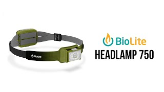 SPOTLIGHT: Biolite - Headlamp 750
