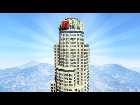 ULTIMATE $350,000,000 BUILDING TOUR! (GTA 5 DLC Further Adventures in Finance and Felony)