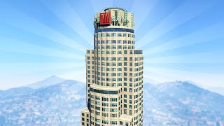 ULTIMATE $350,000,000 BUILDING TOUR! (GTA 5 DLC Further Adventures in Finance and Felony) thumbnail