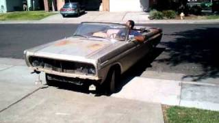 1964 Mercury Comet Caliente Convertible.....170ci, 2speed automatic....Uncle Vino on one!!!