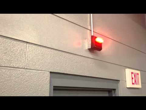 Fire Department In-House Alerting System