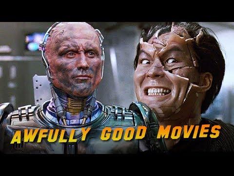 ROBOCOP 3  Awfully Good Movies 1993 Nancy Allen, Robert John Burke scifi action film