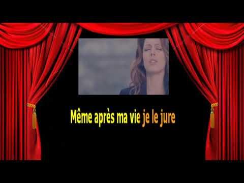 Karaoké Isabelle Boulay   Ton histoire