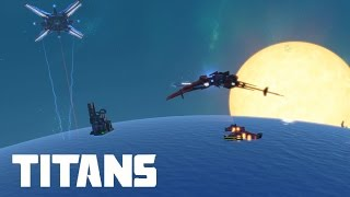 Planetary Annihilation: Titans - 2v2 Amazing Teamwork | Multiplayer Gameplay
