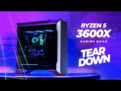 Ryzen 5 3600X Gaming Build - Teardown