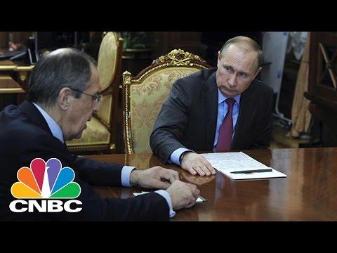 Vladimir Putin: Syrian Ceasefire Agreement Reached | Squawk Box | CNBC