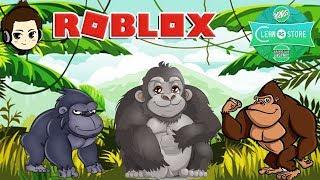 ROBLOX INDONESIA | GORILLA RUSUH
