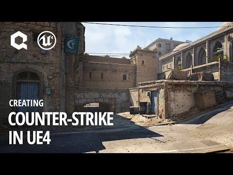 Create Counter-Strike in UE4