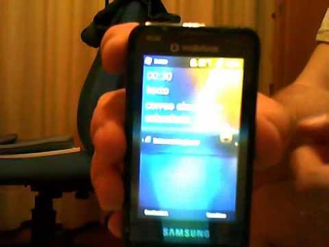 samsung omnia i900 flashear windows mobile 6 5 espa ol youtube rh youtube com Samsung Omnia I900 16GB Prix Samsung Omnia I900 8GB