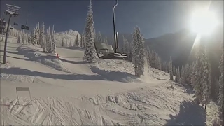 A Day In The Life Of… Whitewater Ski Resort