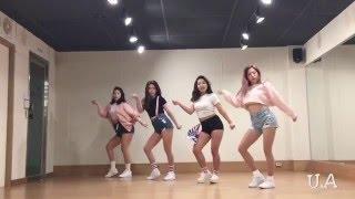 Nicki Minaj, Jessie J, Ariana Grande - Bang Bang [프로듀스 101 Ver.] _ U.A COVER DANCE