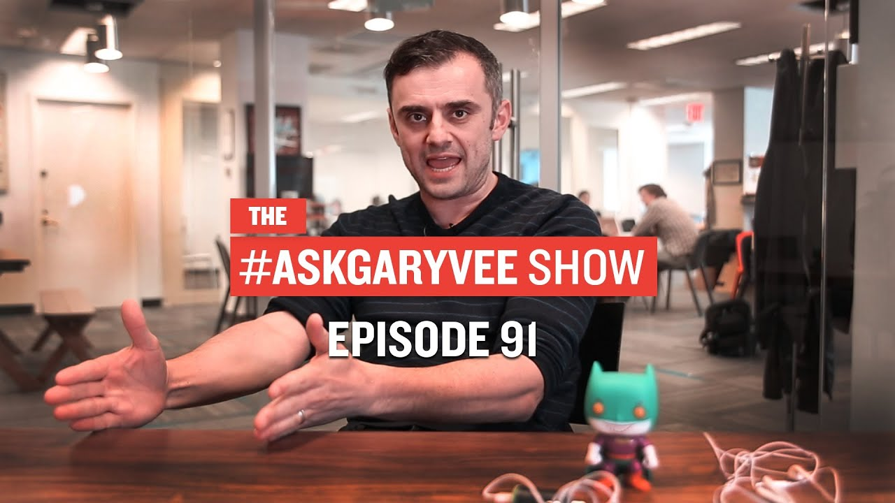 #AskGaryVee Episode 91: Pricing Sponsorship, Selling Merchandise, & Tim Ferriss Asks a Question