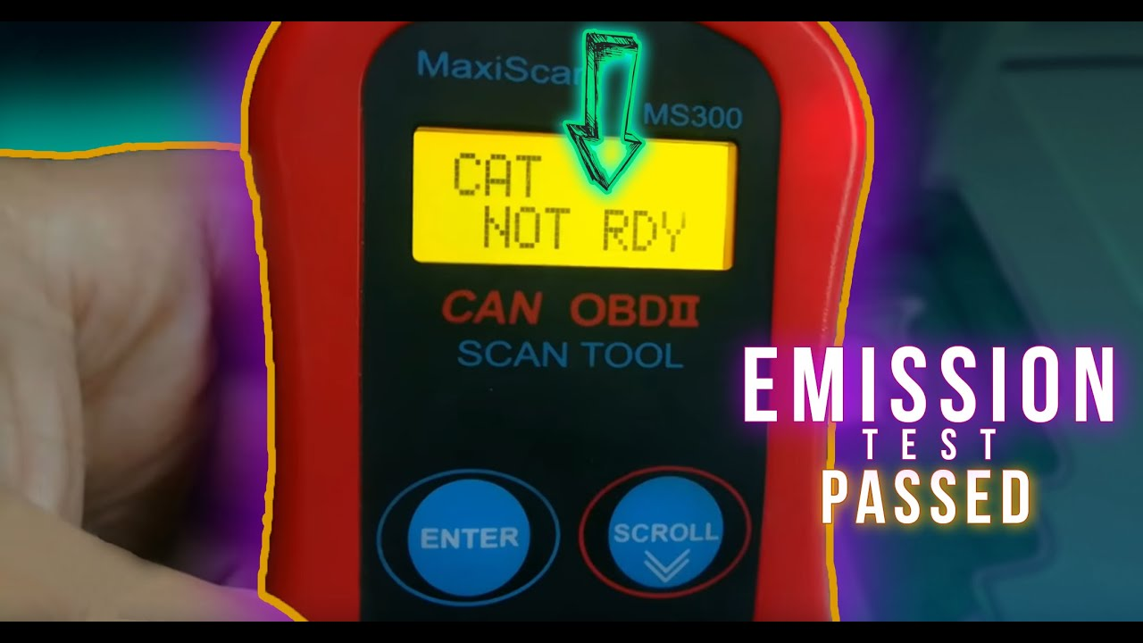 Catalyst Monitor NOT Ready P420 P430 ▶️How To Get Catalyst Monitor Ready  for Emission TEST