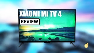 Xiaomi Mi TV 4 - HDR 4k Smart TV - Full Review