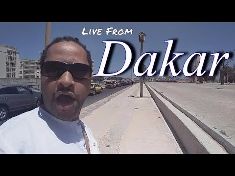 Senegal Dakar Downtown 2nd Vlog