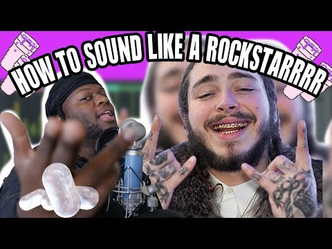 How to Sound Like Post Malone Vocal Effect Tutorial! FL Studio