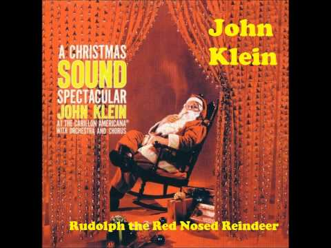 John Klein Rudolph the Red Nosed Reindeer